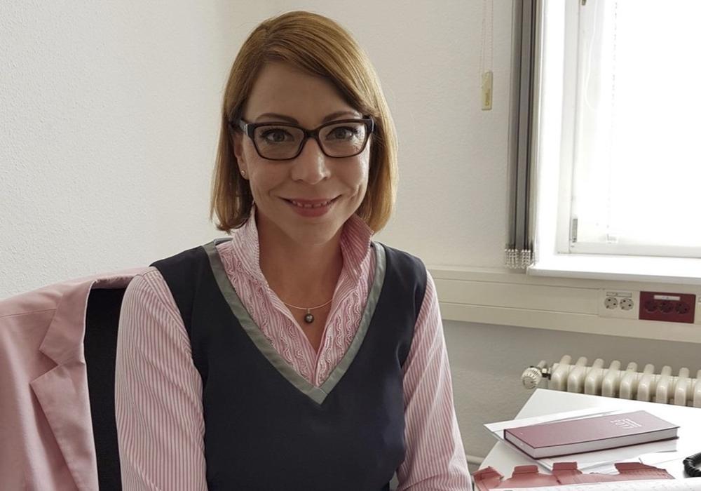 Vorsitzende Richterin am Landgericht Jessica Henrichs. Foto: Landgericht Braunschweig
