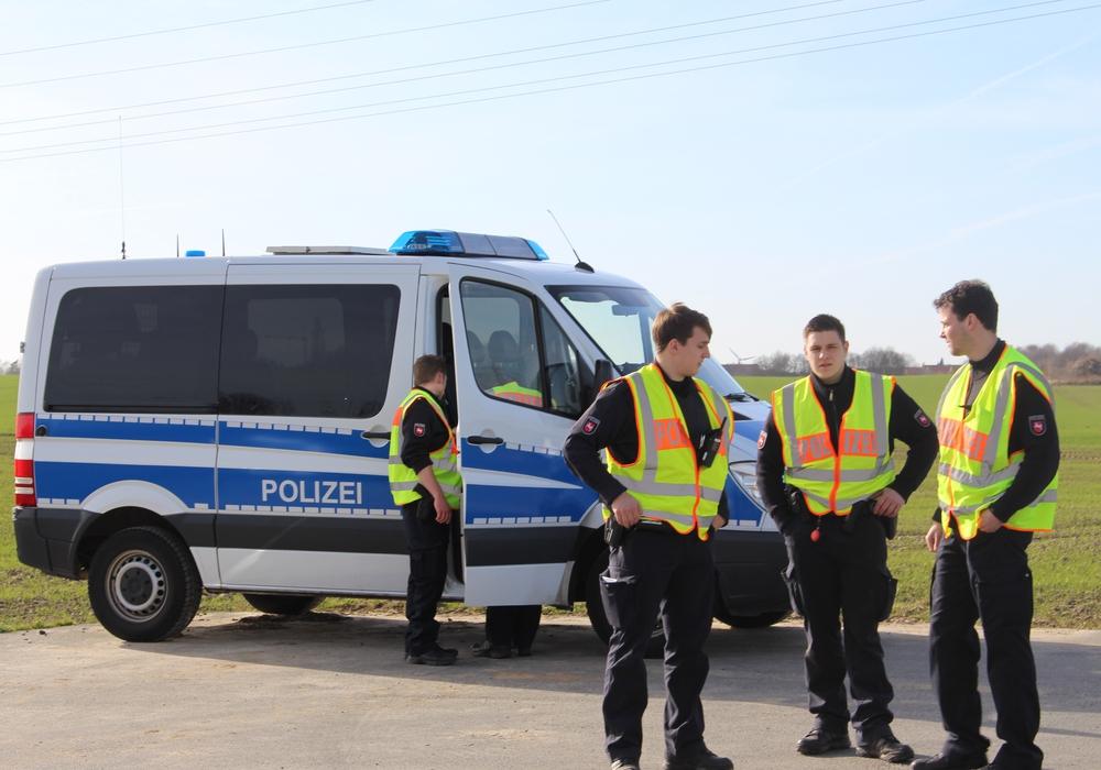 Auch im Landkreis Helmstedt fand am Donnerstag eine Großkontrolle der Polizei statt. Foto: Nick Wenkel