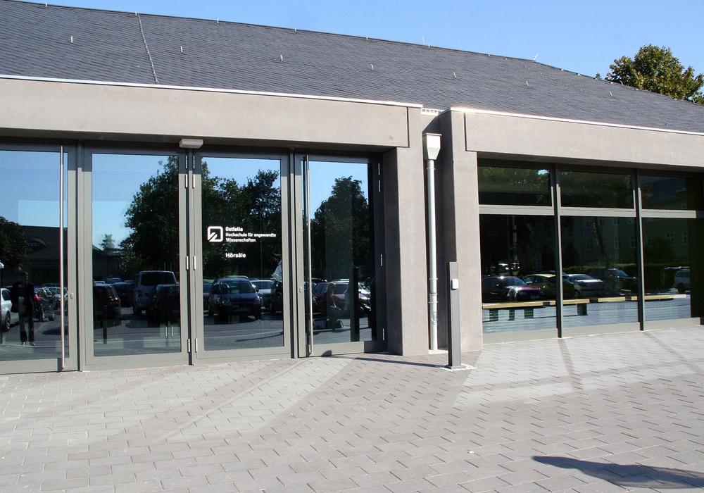 Ostfalia Campus Am Exer, Wolfenbüttel. Foto: Ostfalia