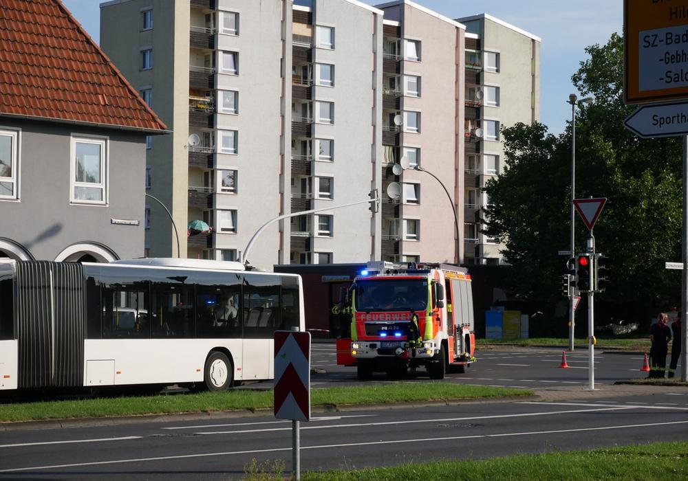 Die Polizei sucht nach Zeugen des Unfallgeschehens. Foto: Alexander Panknin