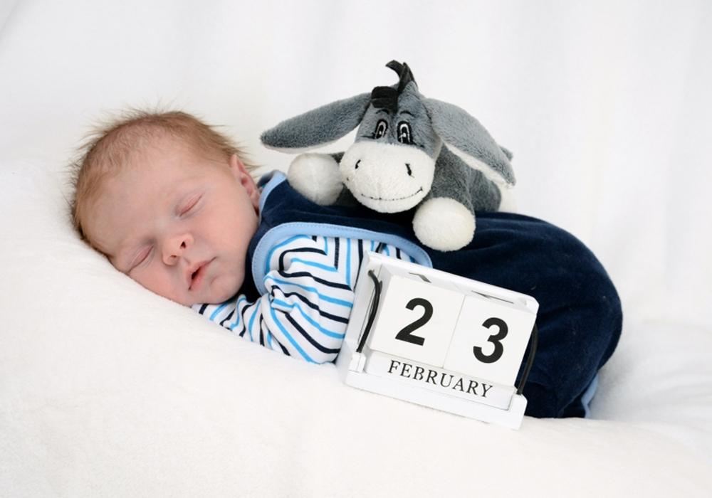 Willkommen, Mika Elias Kucharzik. Foto: babysmile24.de