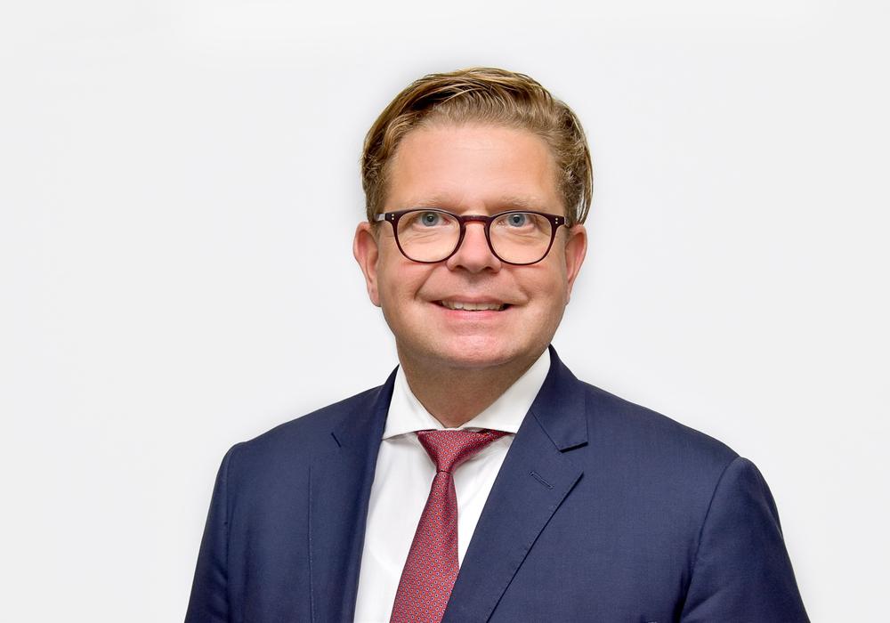 Prof. Christoph Wiesner ist der neue Chefarzt der Urologie im Helios Klinikum Salzgitter. Foto: Helios Klinikum Salzgitter