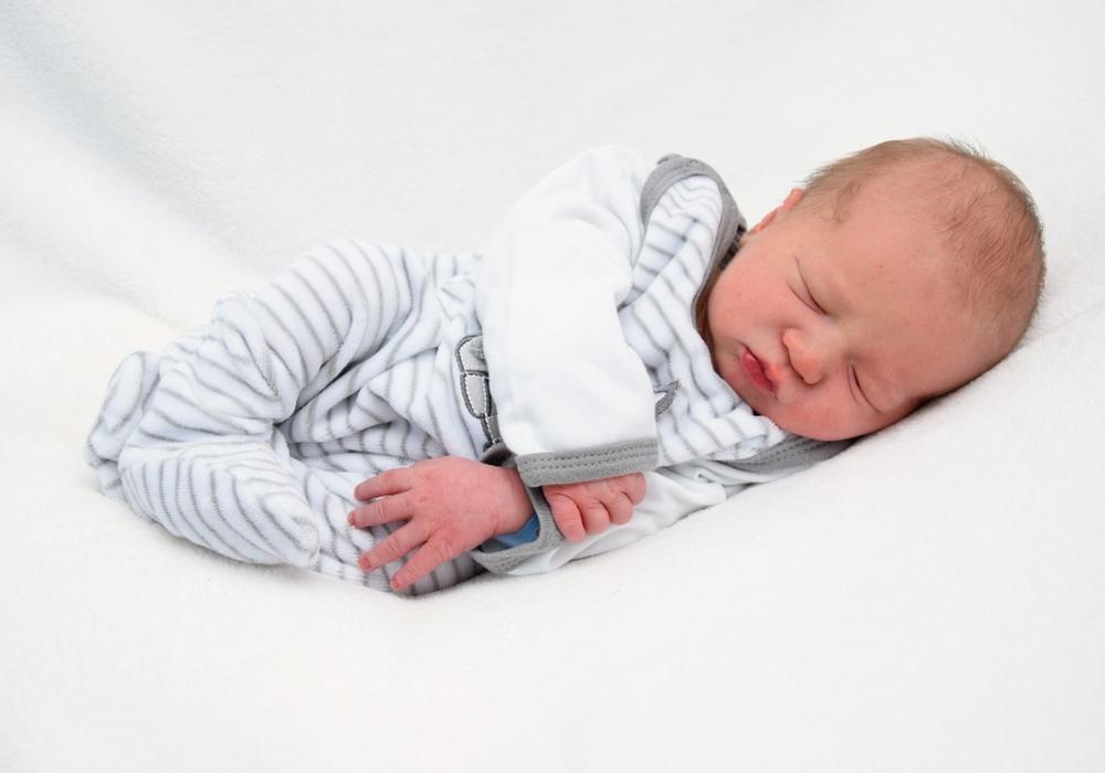 Willkommen, Felix. Foto: babysmile24.de