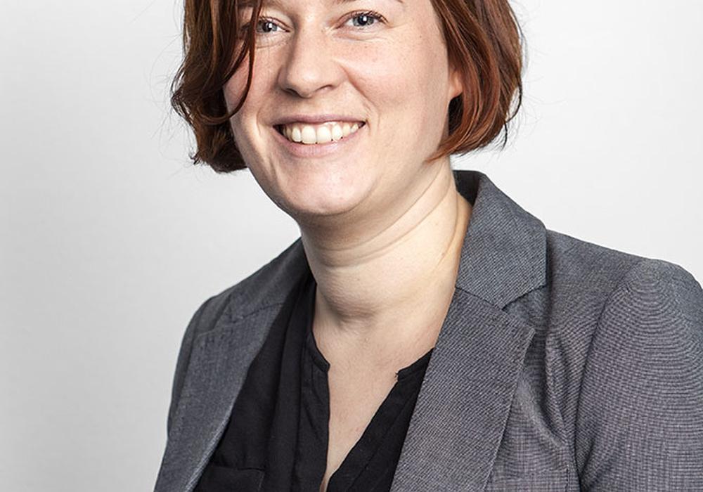 Mareike Blohm, Leiterin des Geschäftsbereichs Schule. Foto: Stadt Wolfsburg