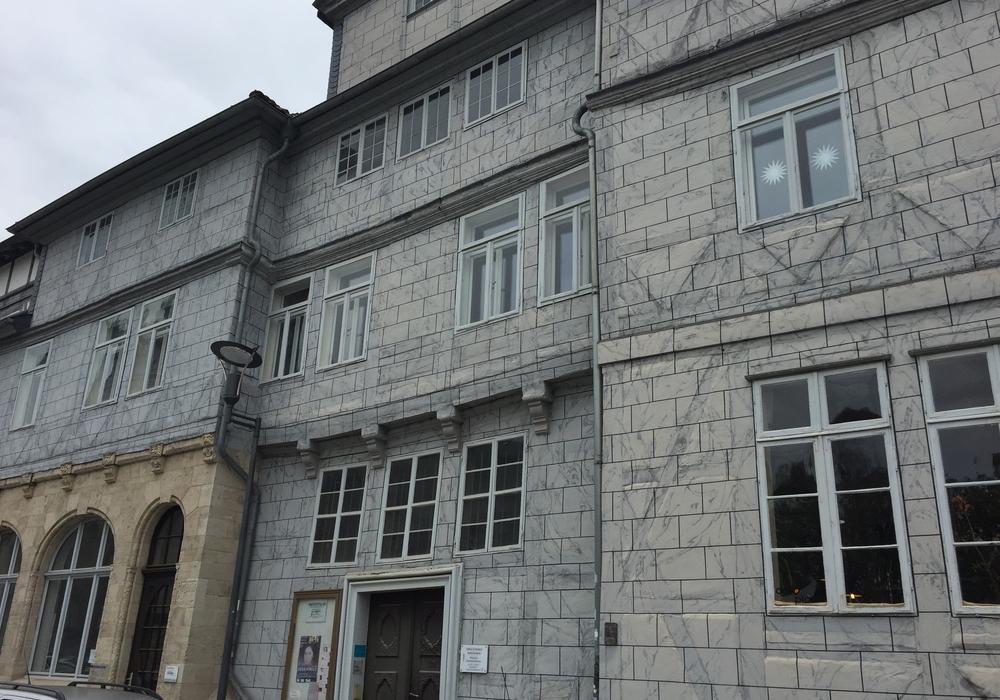 Das Prinzenpalais muss in den kommenden Jahren umfassend restauriert werden. Archivfoto: Anke Donner