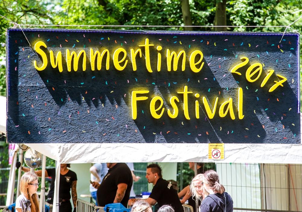 Das Summertime Festival war aus Sicht der Organisatoren ein Erfolg. Foto: Stadt Wolfenbüttel