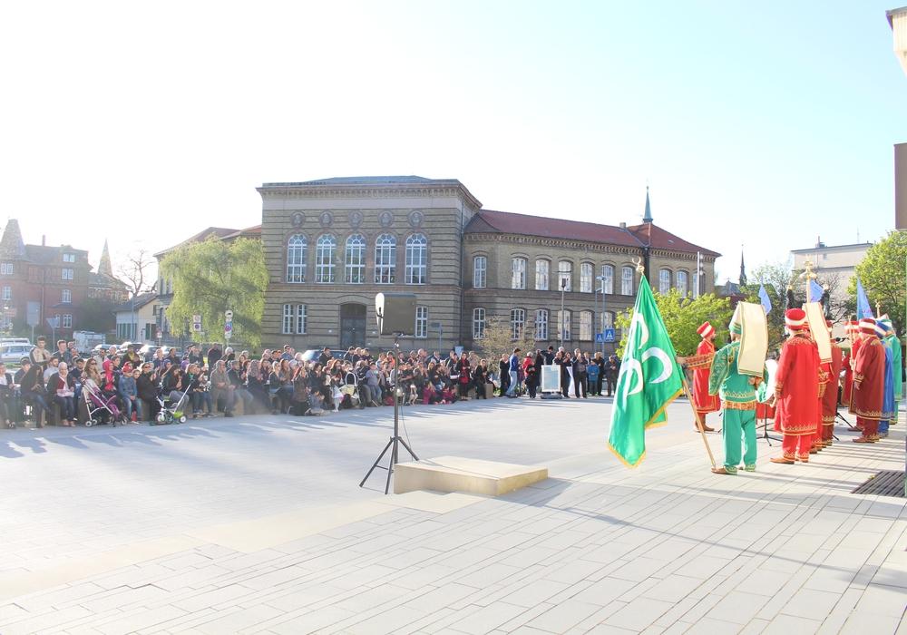 Am 5. startet das Lessingfestival. Archivfoto: Jan Borner