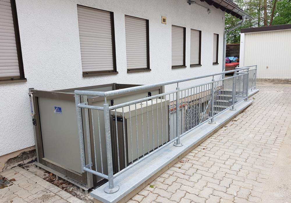 Die DRK Kleiderkammer ist endlich barrierefrei. Foto: DRK Ortsverein Wolfsburg-Mitte