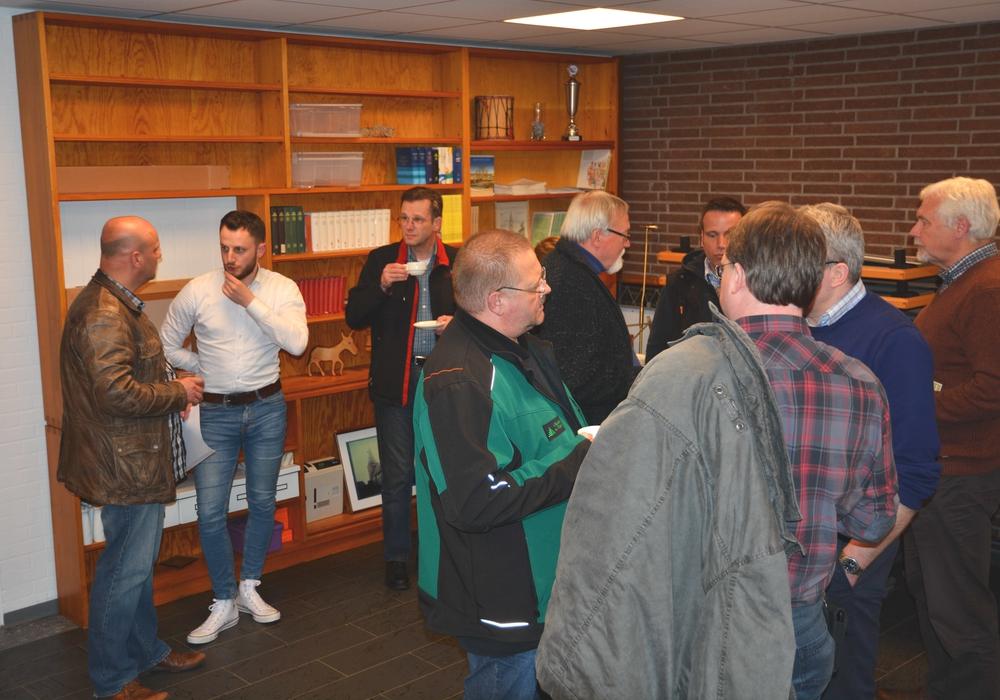 Die Infoveranstaltung stieß auf großes Interesse. Foto: Stadt Peine