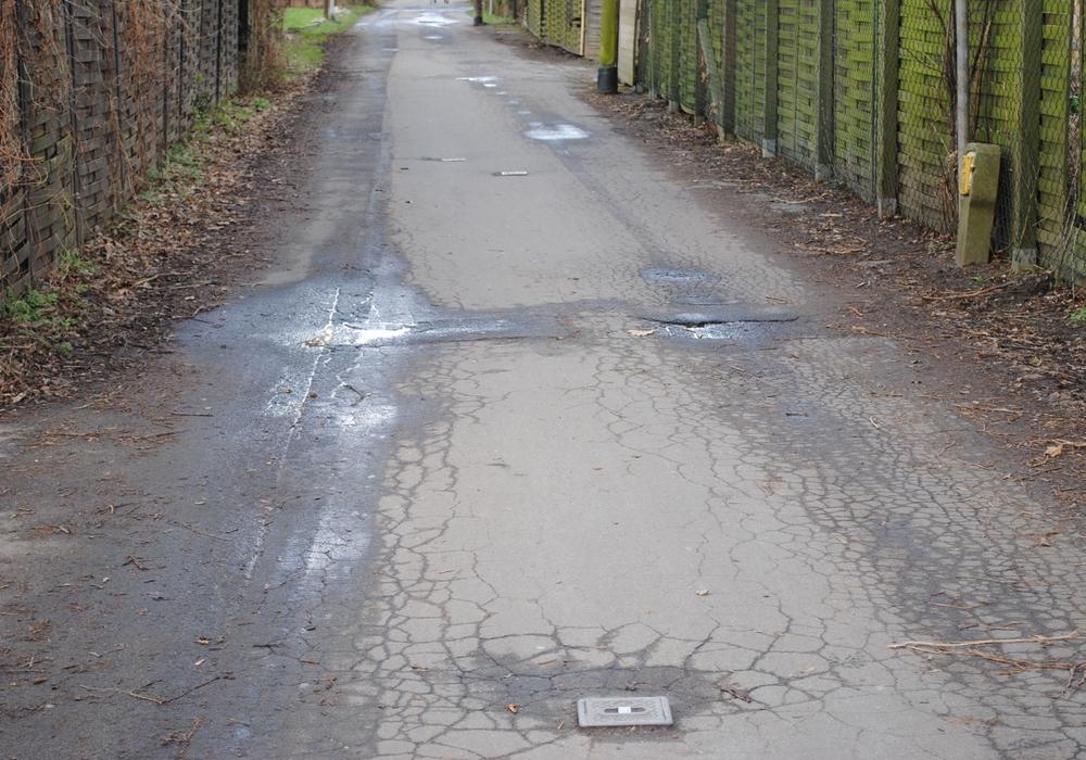 Die SPD im Ortsrat Südost sieht Handlungsbedarf bei der Straßensanierung. Symbolfoto: Robert Braumann