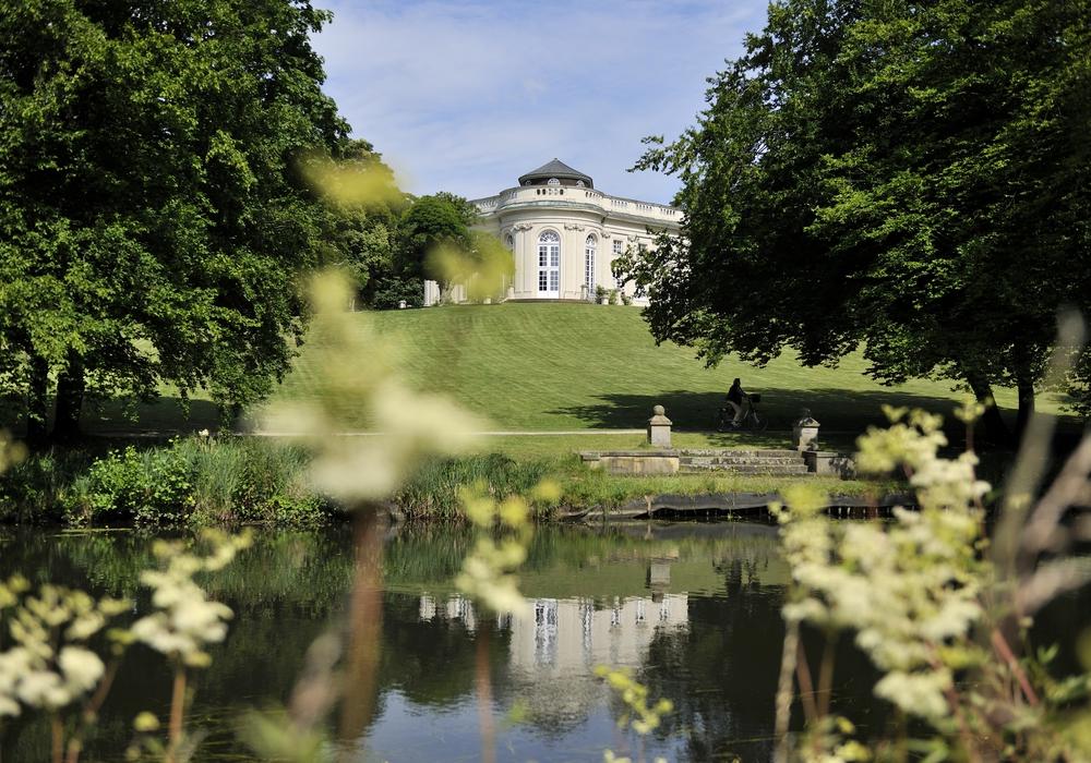 Das Schloss Richmond ist der Geburtsort von Prinzessin Caroline Amalie Elisabeth von Braunschweig-Wolfenbüttel. Foto: Braunschweig Stadtmarketing GmbH/Daniel Möller