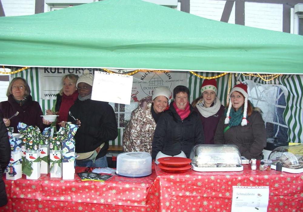 Der Kulturverein Lehre lädt zum Weihnachtsmarkt ein. Foto: Andreas Busch