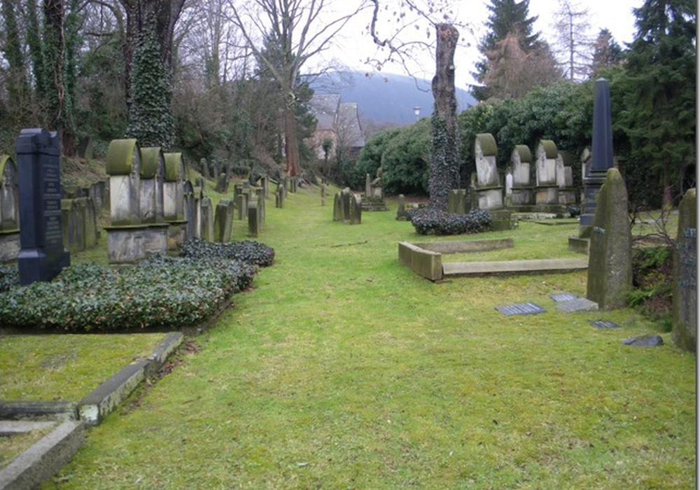 Die von den Nazis ermordeten Juden sind auf dem Judenfriedhof bestattet. Hier fanden auch Charley Jacob und seine Frau Emma ihre letzte Ruhe. Foto: Barbara Ehrt