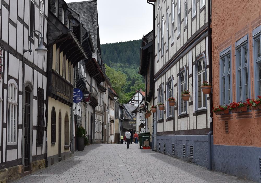 Die Goslarer Altstadt und das ehemalige Erzbergwerk Rammelsberg gehören seit 1992 zum Unesco-Weltkulturerbe. Fotos: Stadt Goslar
