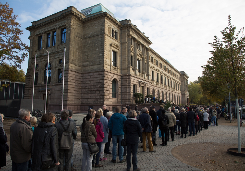 Knapp 121.000 Besucher kamen im ersten Jahr in das Herzog Anton Ulrich-Museum. Foto: A. Pröhle, Herzog Anton Ulrich-Museum