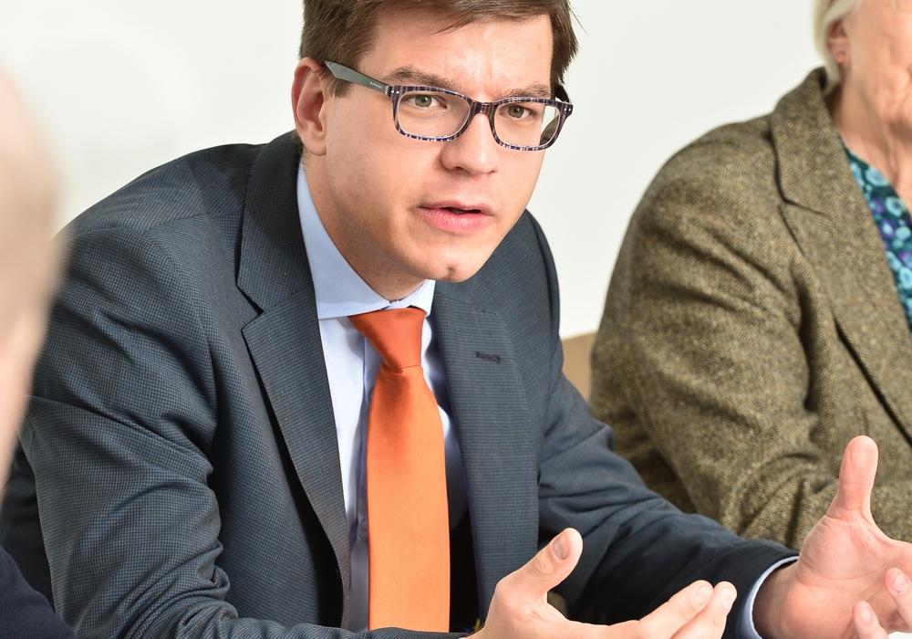 Björn Försterling wirft der Landesregierung vor, ihre Hausaufgaben nicht gemacht zu haben. Foto: Privat