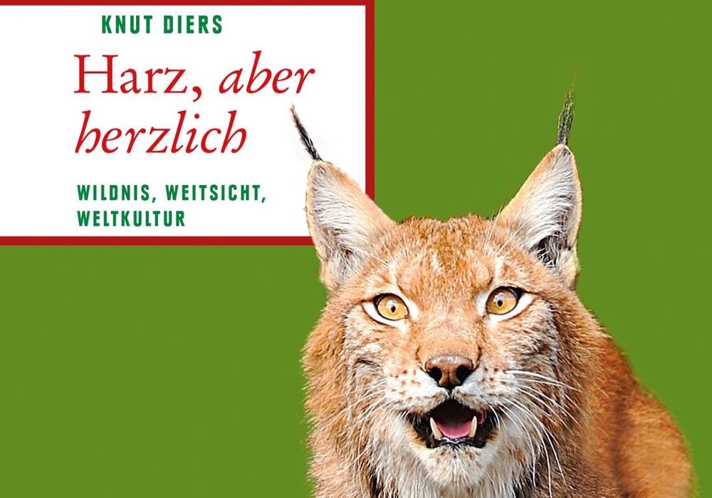 """Knut Diers Buch """"Harz ,aber herzlich"""" erschien am 2. März diesen Jahres."""