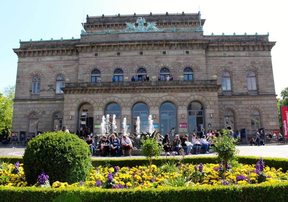 Die Bühnen der Stadt werden wieder von Schülern bespielt, Foto: Sina Rühland