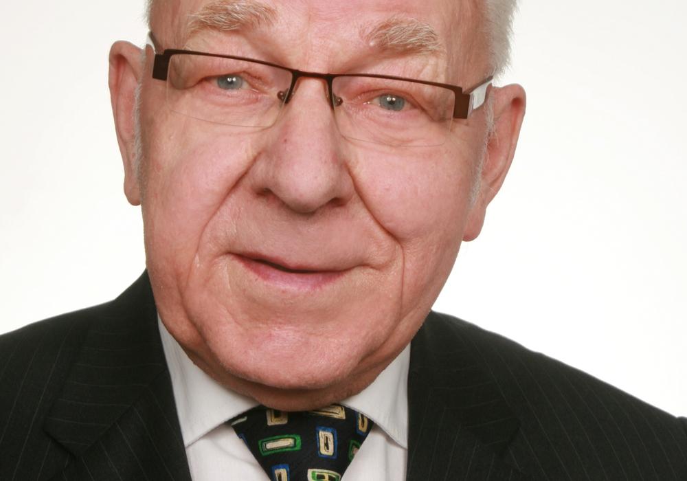 Dieter Lorenz bedankte sich in seiner Abschiedsrede. Foto: Privat