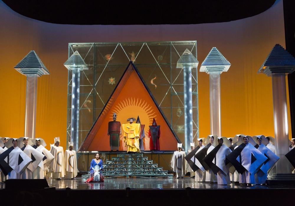 """Das C1 Cinema in Braunschweig zeigt """"Die Zauberflöte"""" live aus New York. Foto: Richard Termine"""
