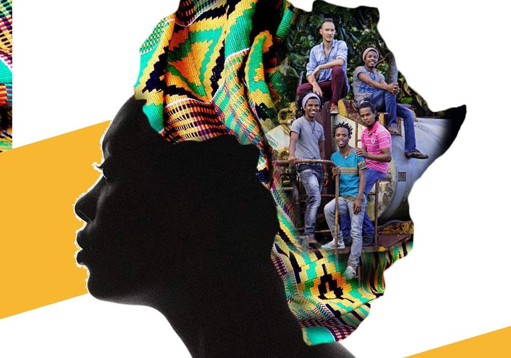 A, 3.September findet ein Afrikatag im Haus der Kulturen statt. Foto: Haus der Kuturen