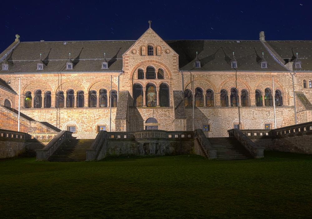 Einer der Ausflüge gehen zur Kaiserpfalz Goslar. Es sind noch Karten frei.  Symbolfoto: Anke Donner