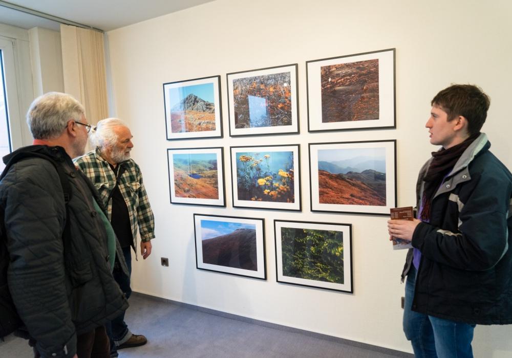 Die Kunstausstellung Artgeschoss ist noch bis zum 2. Juli zu sehen. Foto: Stadt Salzgitter