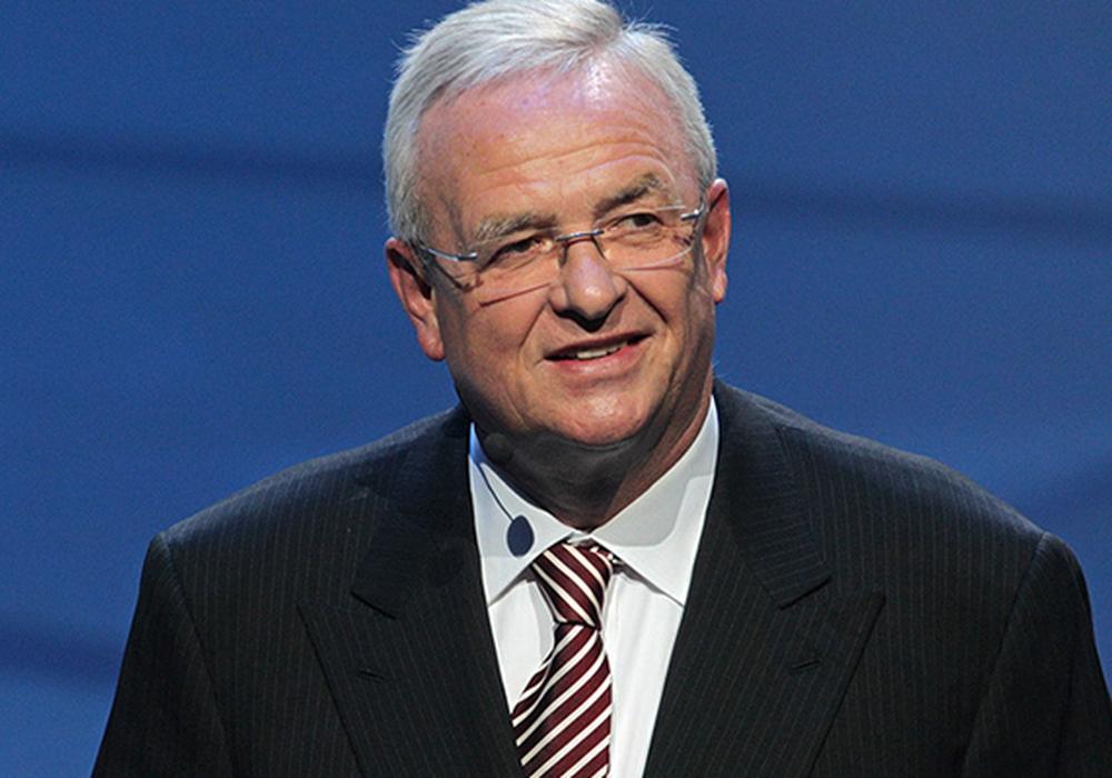 Martin Winterkorn - Was wusste er wirklich? Foto: Volkswagen