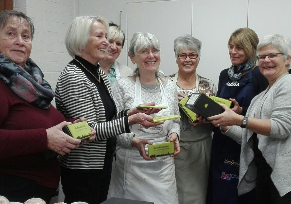 Suppenküche bekommt 100 Tafeln Schokolade. Foto: Privat