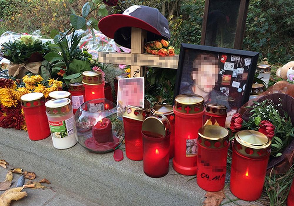 Die Polizei hat die Ermittlungen im Fall des getöteten 17-Jährigen abgeschlossen. Es liegen momentan keine weiteren Hinweise oder Spuren vor. Foto: Werner Heise