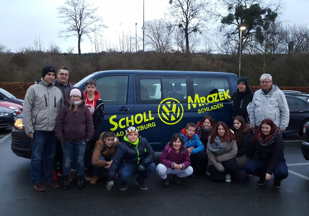 Für die Jugendfeuerwehr Schladen ging es nach Wolfsburg in die Autostadt. Foto: Feuerwehr Schladen