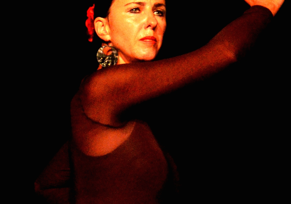 Iris Brikey tritt in der Brunsviga auf. Foto: Privat