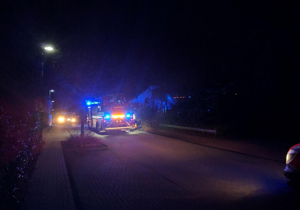 In Helmstedt musste die Feuerwehr wegen Rauchentwicklung eines angebrannten Essens ausrücken. Foto: Feuerwehr Helmstedt