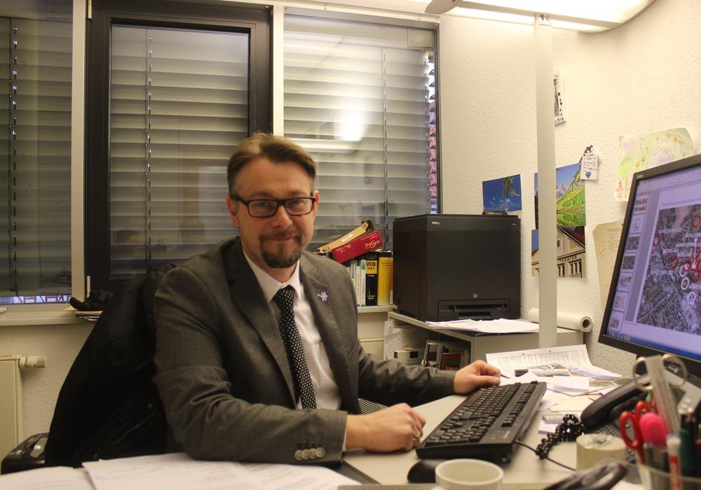 Ivica Lukanic will parteiloser Bürgermeister von Wolfenbüttel werden.