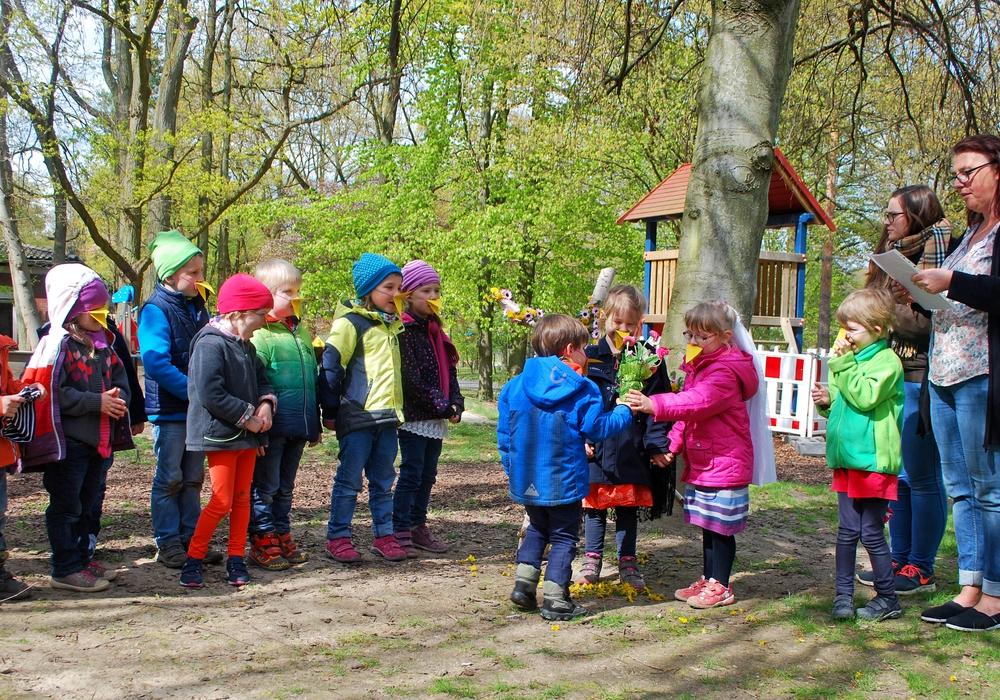 Frühlingsfest. Foto: Johanniter