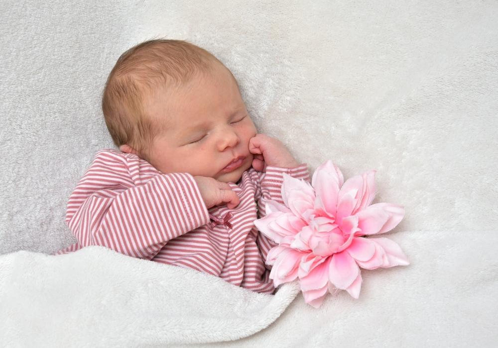 Willkommen, Marie Engelhardt. Foto: babysmile24.de