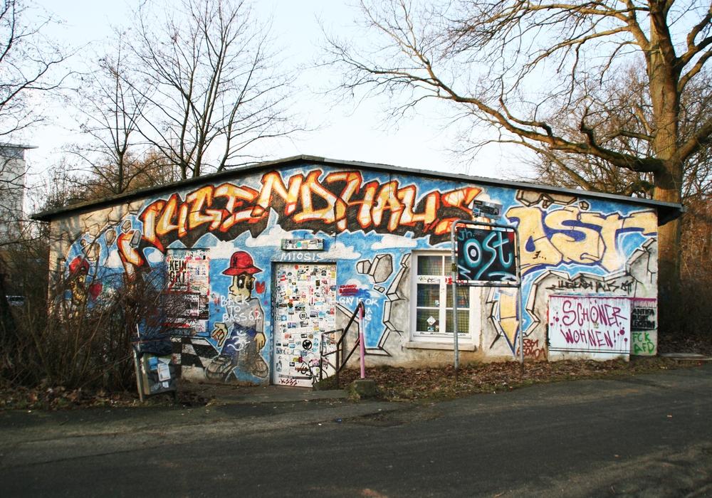 Die Sanierungsarbeiten am Jugendhaus Ost starten in dieser Woche. Foto: Stadt Wolfsburg