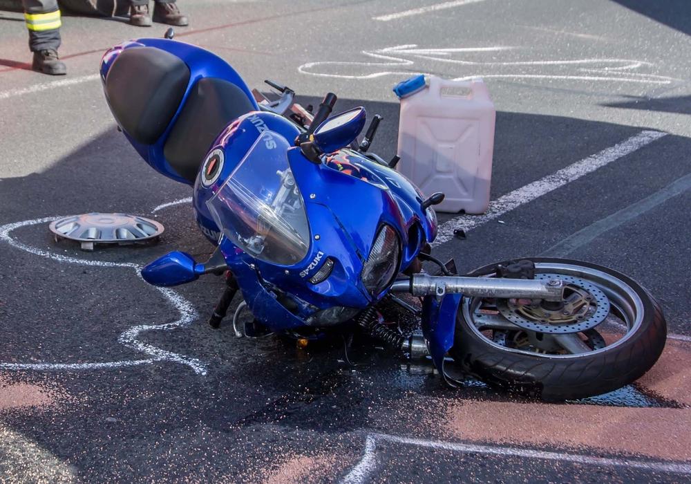Aufgrund vieler Motorradunfälle wird ein Teil der K83 nun für Motorräder gesperrt. Die AfD äußert sich. Symbolfoto: Rudolf Karliczek