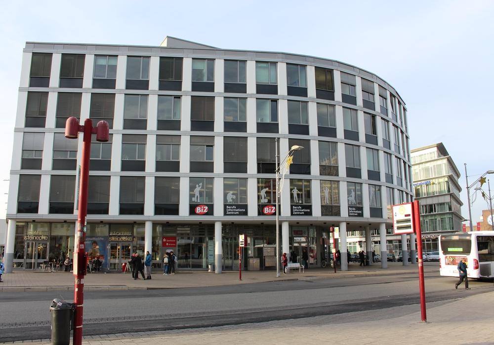 In der Agentur für Arbeit Wolfsburg findet am 18. Mai eine Infoveranstaltung zu einem Polizei-Studium statt. Foto: Magdalena Sydow