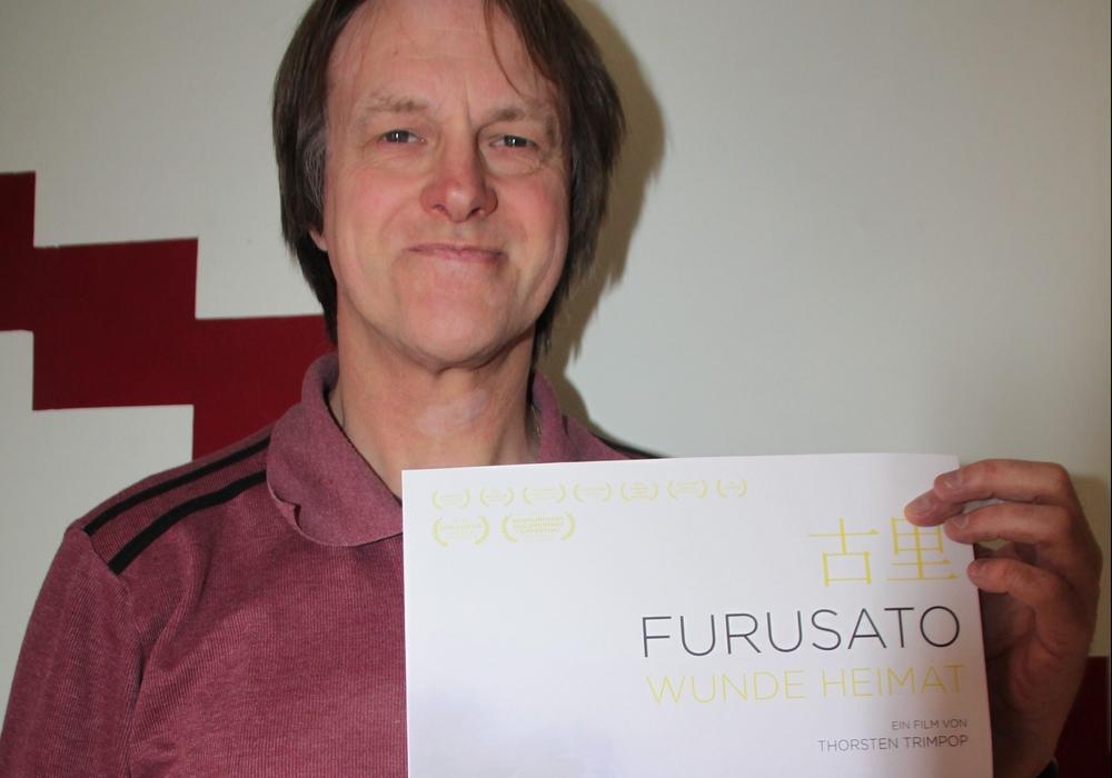 "Reka zeigt den Film ""Furusato Wunde Heimat"" im  Wolfenbütteler Filmpalast. Foto: reka"