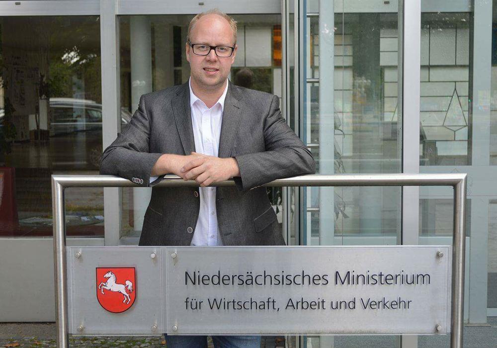 """Jörn Domeier: """"Ein weiter so darf es in der Pflege nicht geben."""" Foto: SPD"""