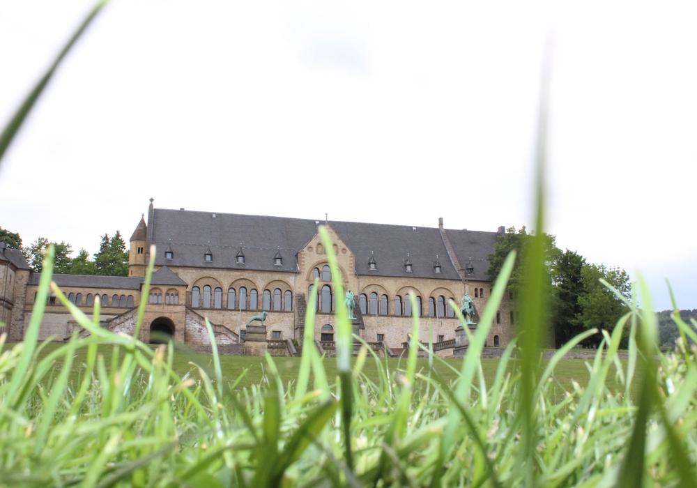 Die Kaiserpfalz bleibt im September für ein paar Tage geschlossen. Archivfoto: Anke Donner
