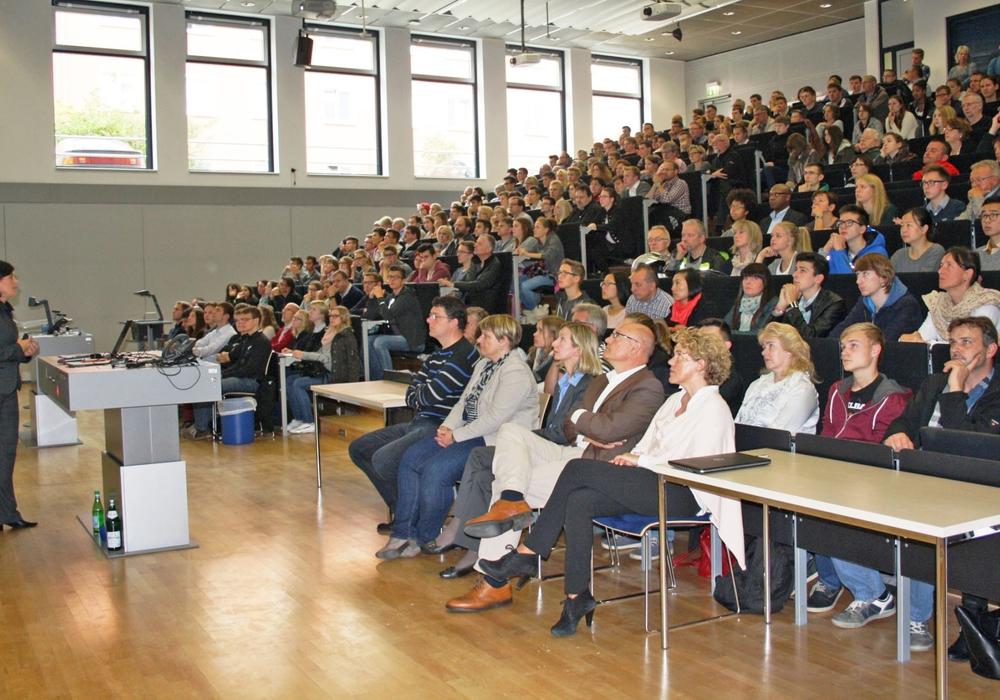 Die Veranstaltung war in den letzten Jahren gut besucht. Foto: Agentur für Arbeit Helmstedt