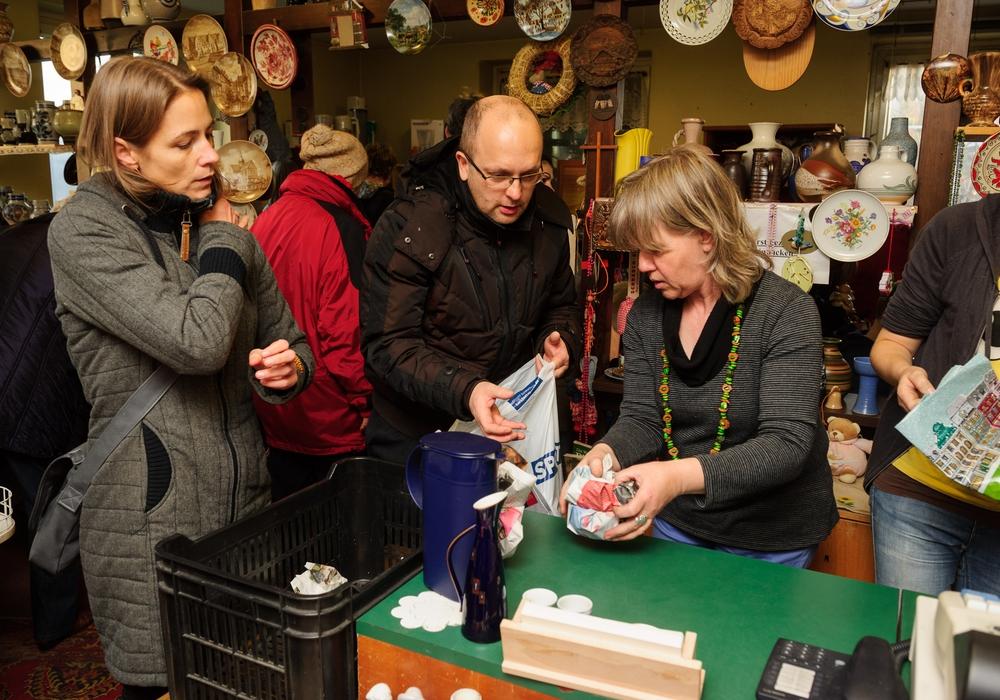 Weihnachtsmarkt der Stiftung Neuerkerode. Foto: Evangelische Stiftung Neuerkerode