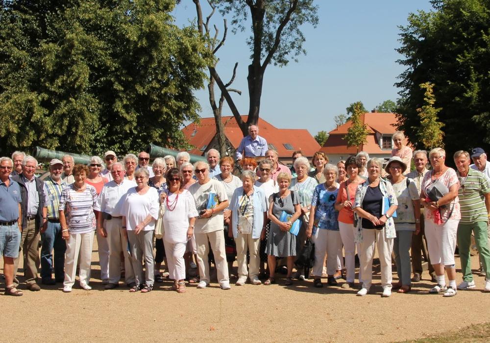 Die Senioren-Union auf ihrem Ausflug. Foto: Senioren-Union Salzgitter