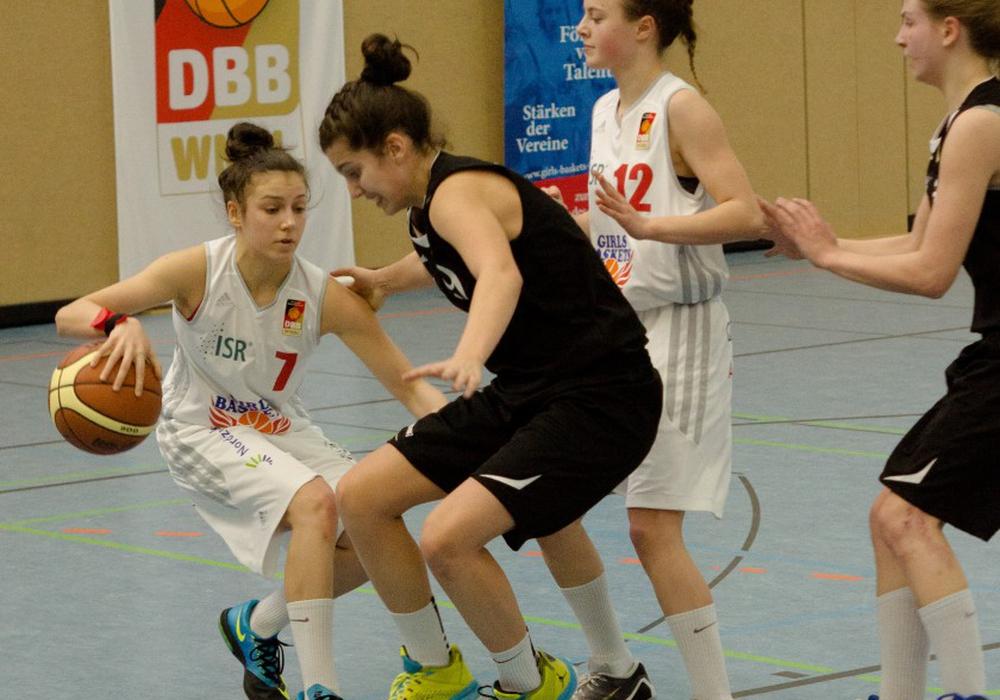 Im Januar soll das 4-Nationenbasketballturnier der weiblichen U16-Nationalmannschaft in Wolfenbüttel stattfinden. Foto: Maschaue
