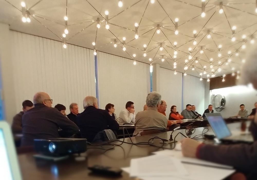 Der Umweltausschuss am Dienstag begrüßte die Ortsumgehung Salder. Fotos: Alexander Panknin