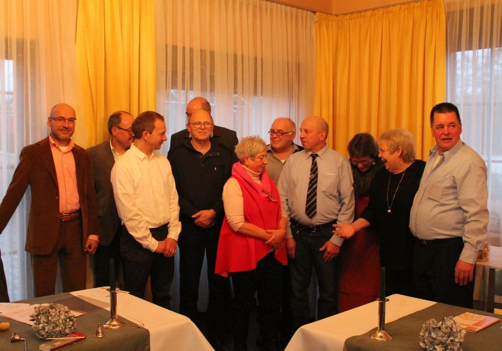 """Guttempler Gemeinschaft """"Stand Up"""" feierte ihren 10. Geburtstag. Foto: Willi Clasmeyer"""