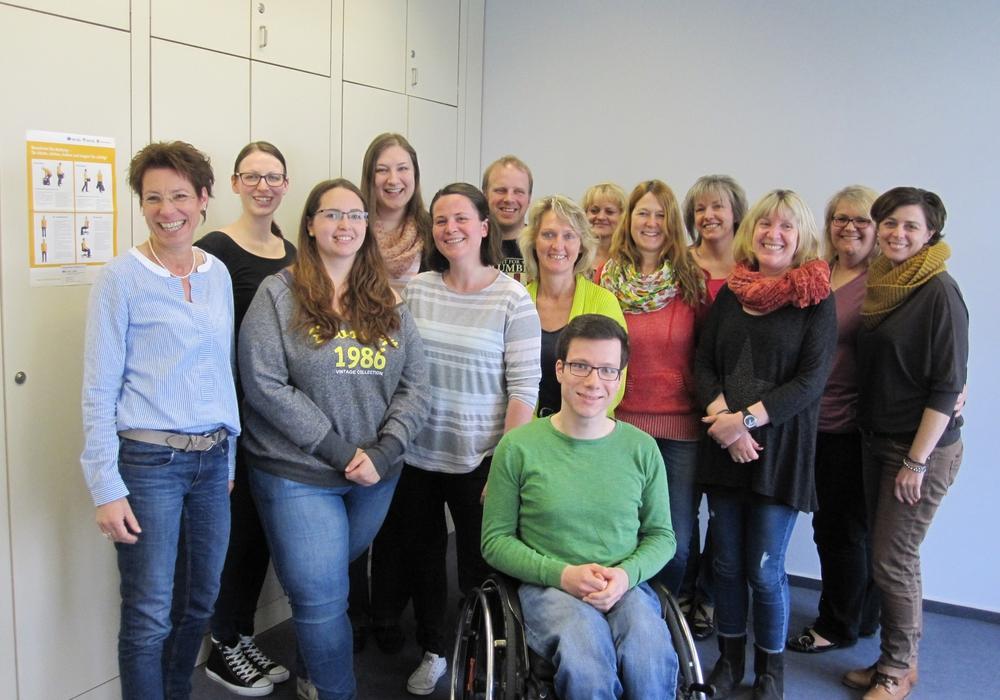 Das Team des Service Center der Stadt Wolfsburg. Foto: Stadt Wolfsburg