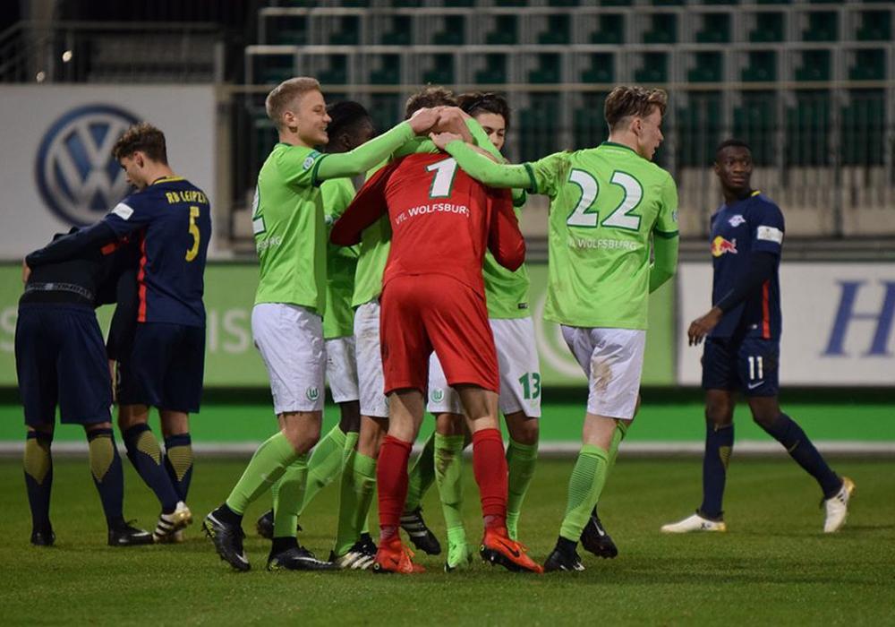 Die U19 des VfL kämpft sich immer weiter nach oben. Foto: Agentur Hübner/Archiv